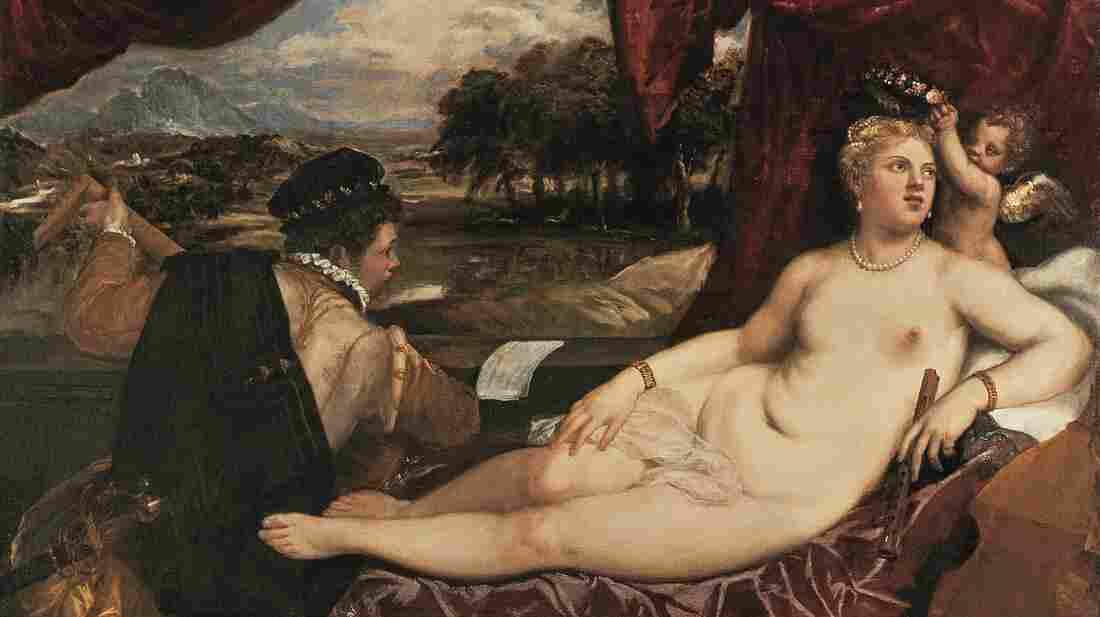 Titian's Reclining Venus