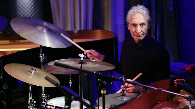 "Charlie Watts says ""(I Can't Get No) Satisfaction,"" The Rolling Stones' 1965 hit, ""sums up the whole period"" in the band's development. (AFP/Getty Images)"