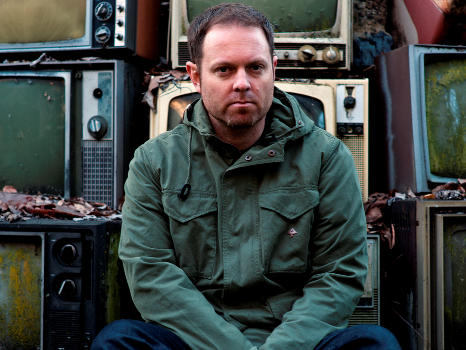 DJ Shadow's latest release is the career-spanning, limited-edition box set Reconstructed.