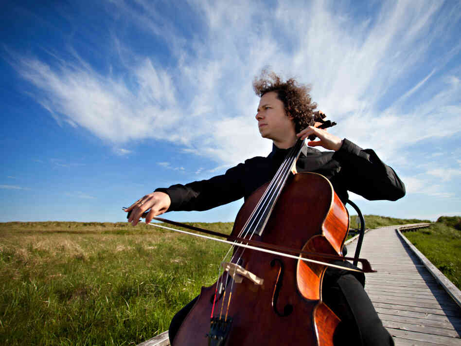 From coffeehouses to punk clubs, Matt Haimovitz has played his cello in some surprising places.