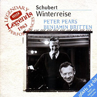 Peter Pears sings Schubert's Winterreise.