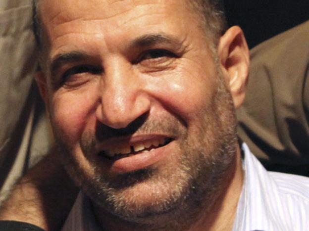 Ahmed Jabari.