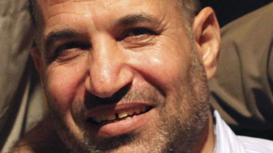 Ahmed Jabari. (Reuters /Landov)