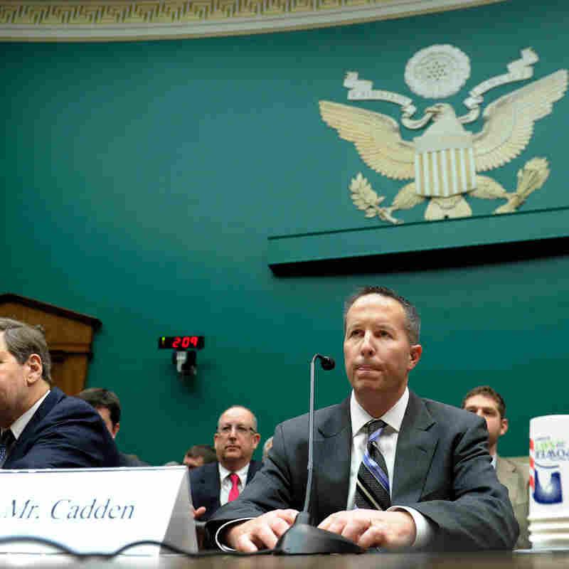 Lawmakers Clash With FDA Over Meningitis Outbreak