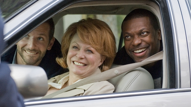 Jacki Weaver and Chris Tucker also help round out a team of actors who score a touchdown with the critics. (The Weinstein Co.)