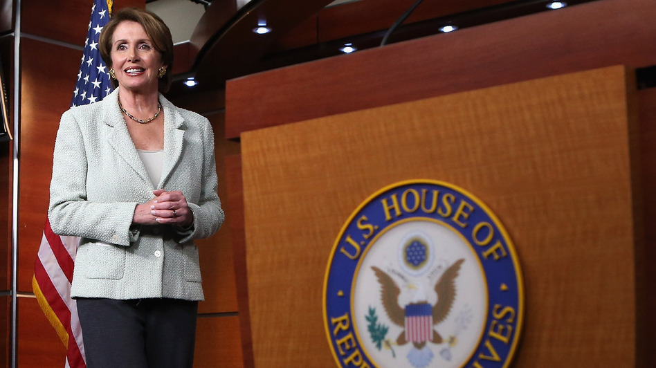 House Minority Leader Nancy Pelosi, D-Calif. (Getty Images)