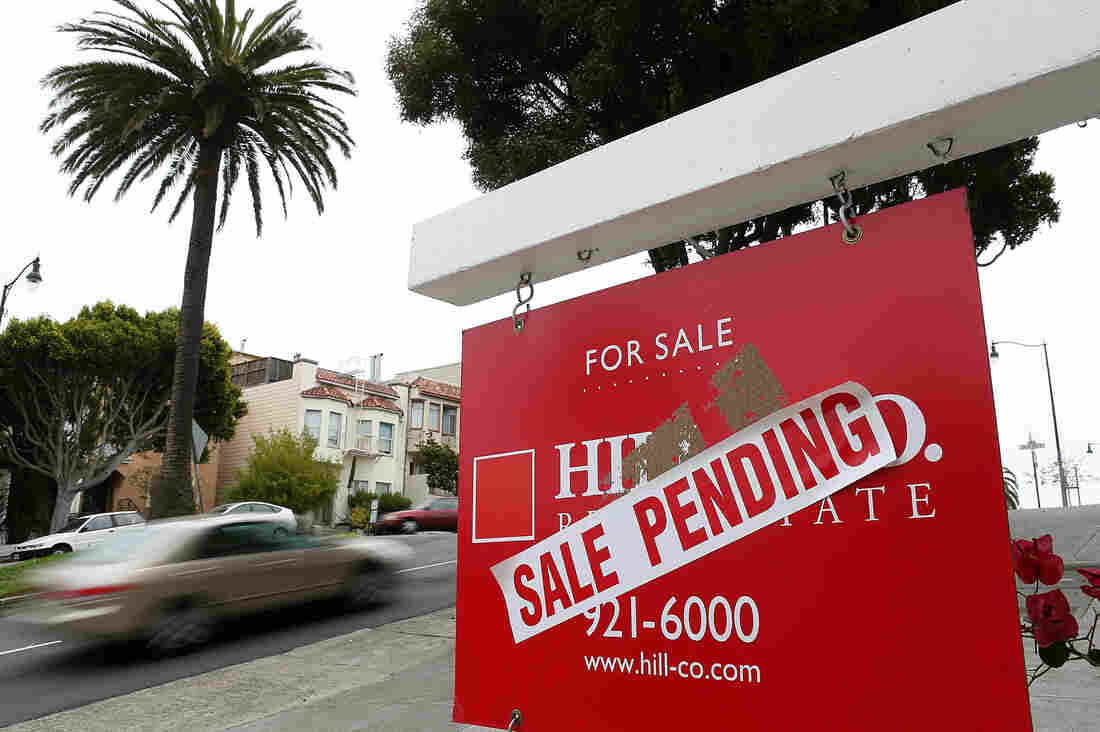 Millions of U.S. families have a recent foreclosure on their record. Typically, that means waiting at least seven years before securing another home loan. But some families say they are having luck buying again — sometimes in as few as three years.