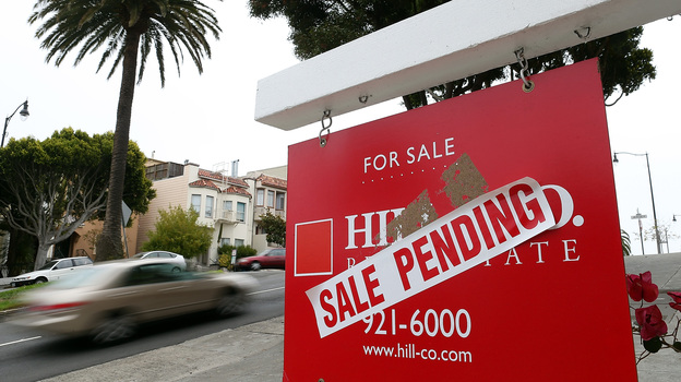 Millions of U.S. families have a recent foreclosure on their record. Typically, that means waiting at least seven years before securing another home loan. But some families say they are having luck buying again — sometimes in as few as three years. (Getty Images)