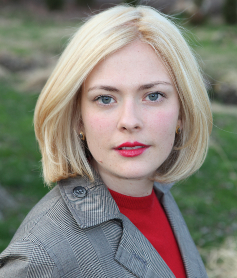 Susannah Cahalan is a reporter and book reviewer at the <em>New York Post.</em> (Julie Stapen/Free Press)