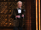 Christopher Plummer presents at the 66th Annual Tony Awards in 2012. Plummer has won two Tony Awards, one of which was for his performance in Barrymore in 1997.