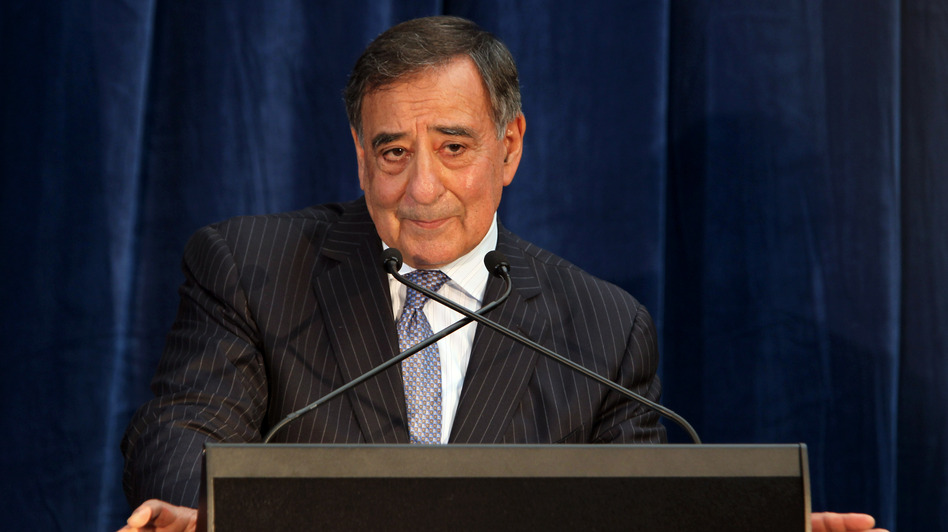 Secretary of Defense Leon Panetta speaks during a press conference following meetings as part of AUSMIN at the State Reception Centre in Kings Park in Perth, Australia. (Getty Images)