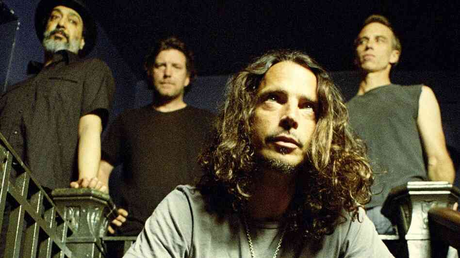 King Animal is Soundgarden's first studio album in 15 years.
