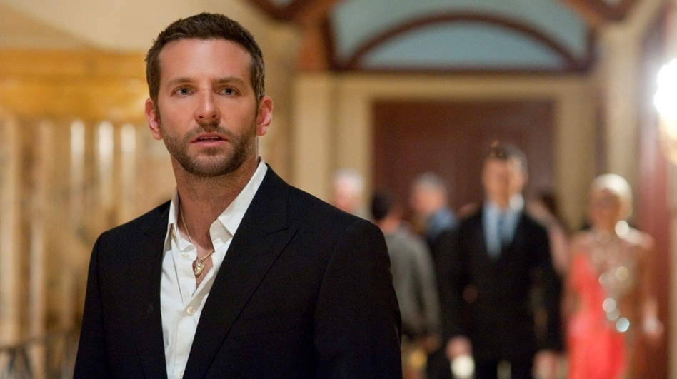 Bradley Cooper's role in Silver Linings Playbook is decidedly different than his more humorous roles in films like The Hangover. (The Weinstein Company)