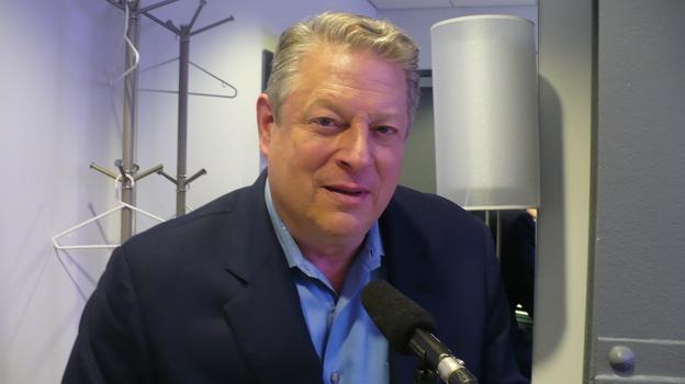 Former Vice President Al Gore. (NPR)