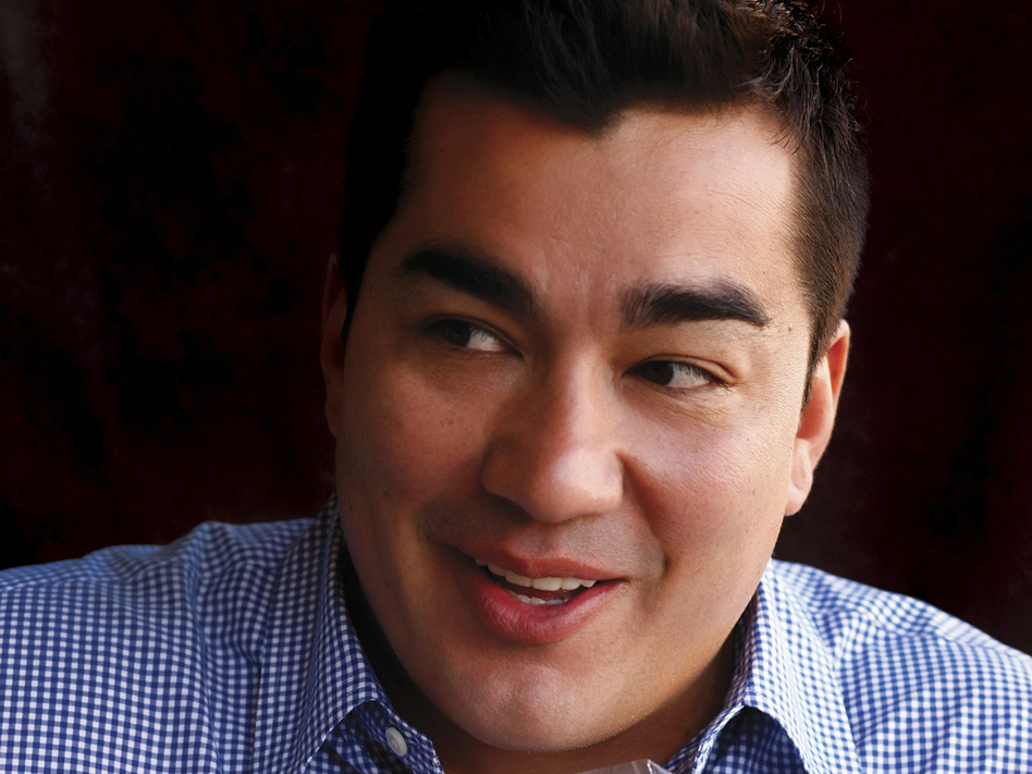 Chef Jose Garces (Jason Varney)