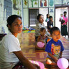 This 5-year-old boy was carried to a Thai malaria clinic by his mother from deep inside Myanmar. If the mother had waited even a day longer, doctors say, the child probably would have died.