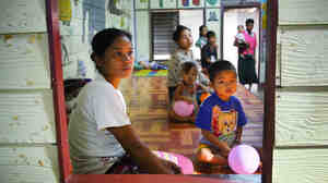 This 5-year-old boy was carried to a Thai malaria clinic by his mother from deep inside Myanmar. If the mother had waited even a day longer, doctors say, the child probably