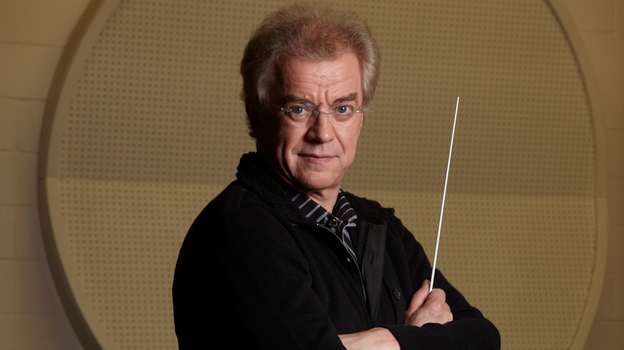 Minnesota Orchestra music director Osmo Vänskä, whose pleas to his symphony's management and players just went public. (courtesy of the Minnesota Orchestra)
