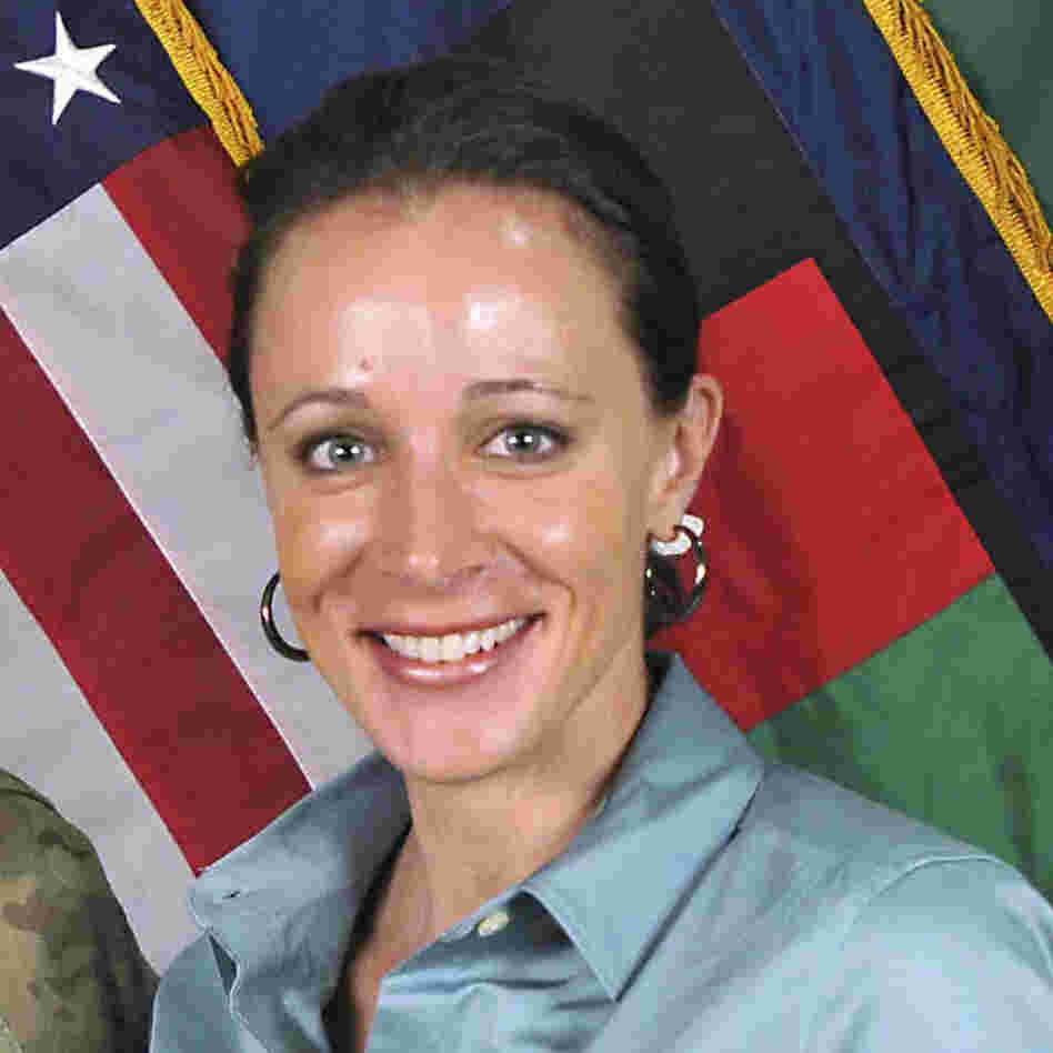 Paula Broadwell in July 2011.