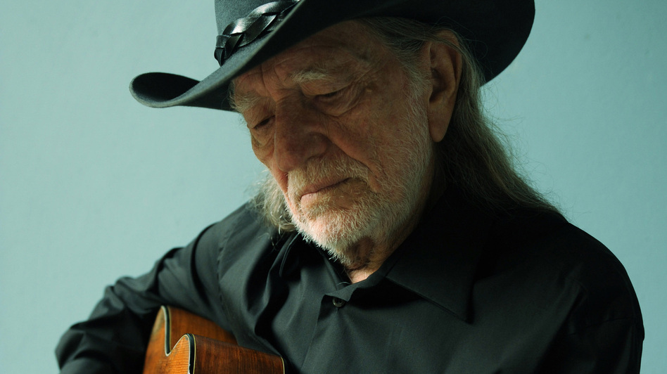 Willie Nelson has recorded more than 100 albums and was given a Grammy Lifetime Achievement Award in 2000. (Courtesy of William Morrow)