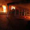 Sept. 11: The U.S. consulate in Benghazi, Libya, was aflame after coming under attack.