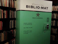Biblio-Mat and bookshelves