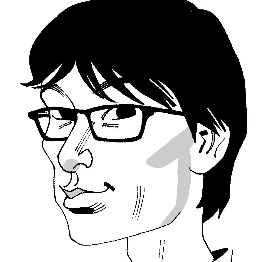 Derek Kirk Kim's first graphic novel, Same Difference and Other Stories, won all three major comics industry awards -- the Eisner, the Ignatz and the Harvey.