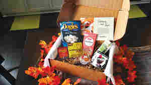 The November box from Wal-Mart's Goodies Co. certainly looks festive, but only time will tell if it survives the scrutiny of the foodie communit