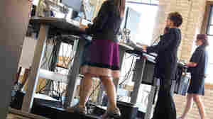 Can You Move It And Work It On A Treadmill Desk?