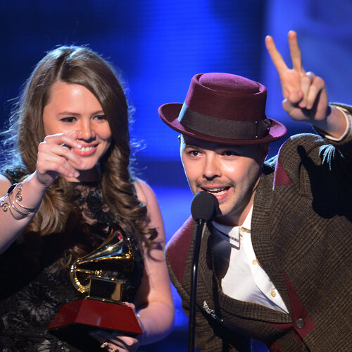 Jesse & Joy, Juanes Win Big At Latin Grammys