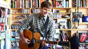 Ben Gibbard: Tiny Desk Concert