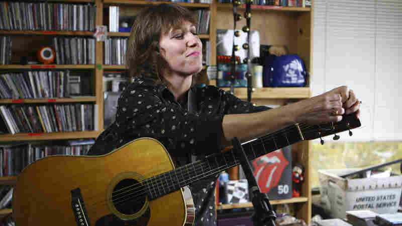 Martha Wainwright: Tiny Desk Concert