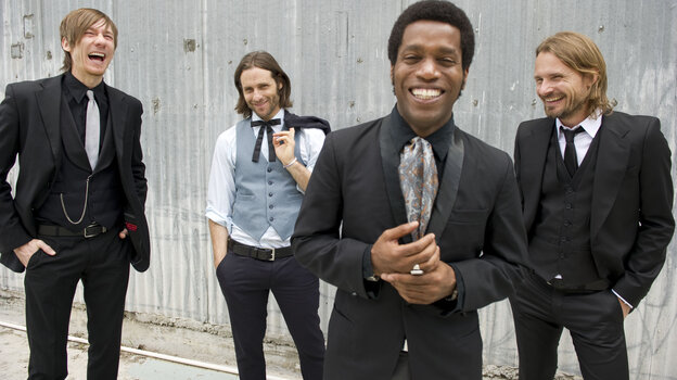 Vintage Trouble recently reissued its 2010 debut, The Bomb Shelter Sessions.
