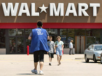 Wal-Mart, Target and Kmart all celebrate 50 years of business this year.