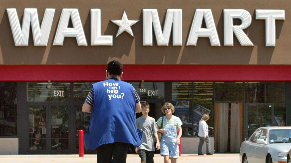 Wal-Mart, Target and Kmart all celebrate 50 years of business this year. (Getty Images)