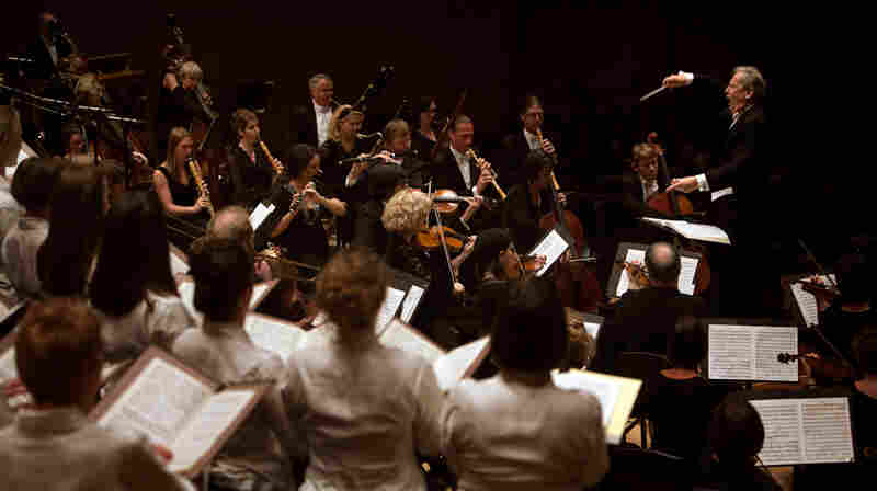 Gardiner Leads Beethoven's Missa Solemnis
