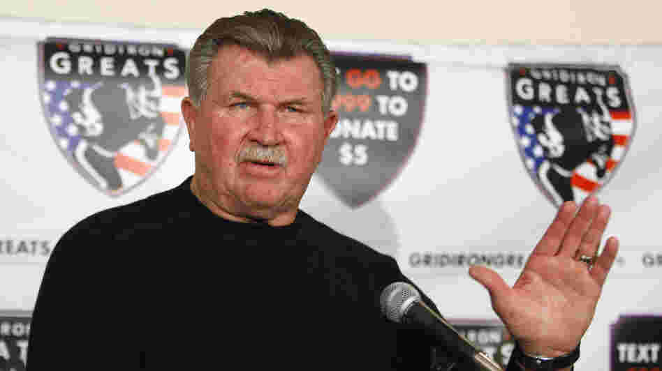 Former Chicago Bears coach Mike Ditka suffered a minor stroke on Friday. He's telling fans he's fine, but he will be taking the weekend off from his job as analyst at ESPN.