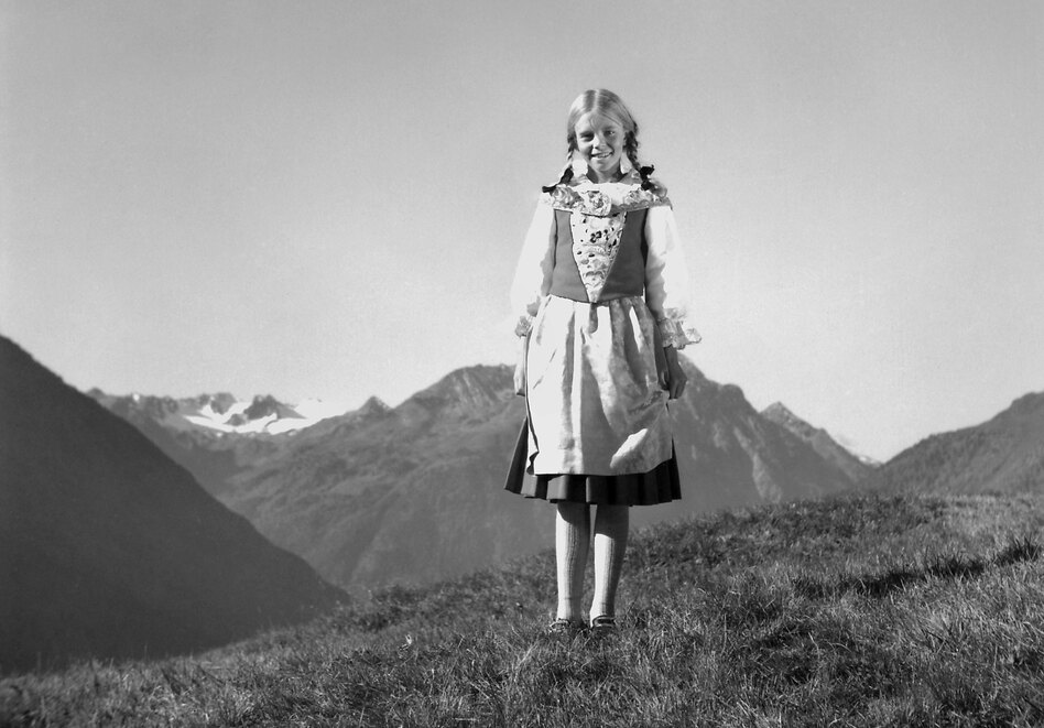 The 1968 film <em>Heidi</em>, starring Jennifer Edwards, was based on a best-selling children's book about an 8-year-old Swiss orphan.