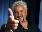 Food Network star Guy Fieri just opened a new restaurant in Times Square. New York Times restaurant critic Pete Wells isn't a fan, so why did he eat there in the first place?