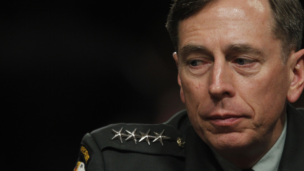 Should David Petraeus' extramarital affair be considered a disqualifying factor for his public position? (AP)