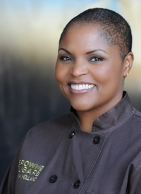 Chef Tanya Holland.