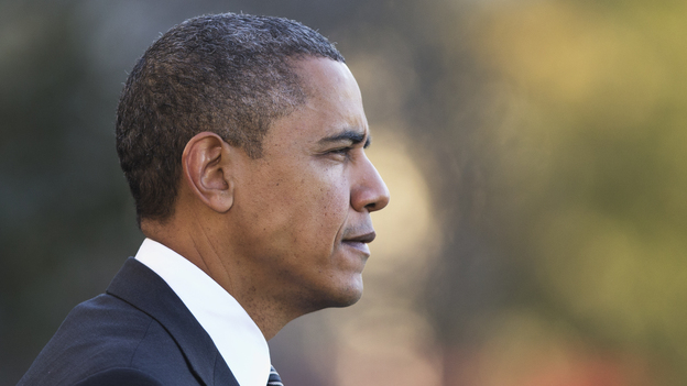 President Obama leaves the White House Saturday for a trip to Southeast Asia. (AP)