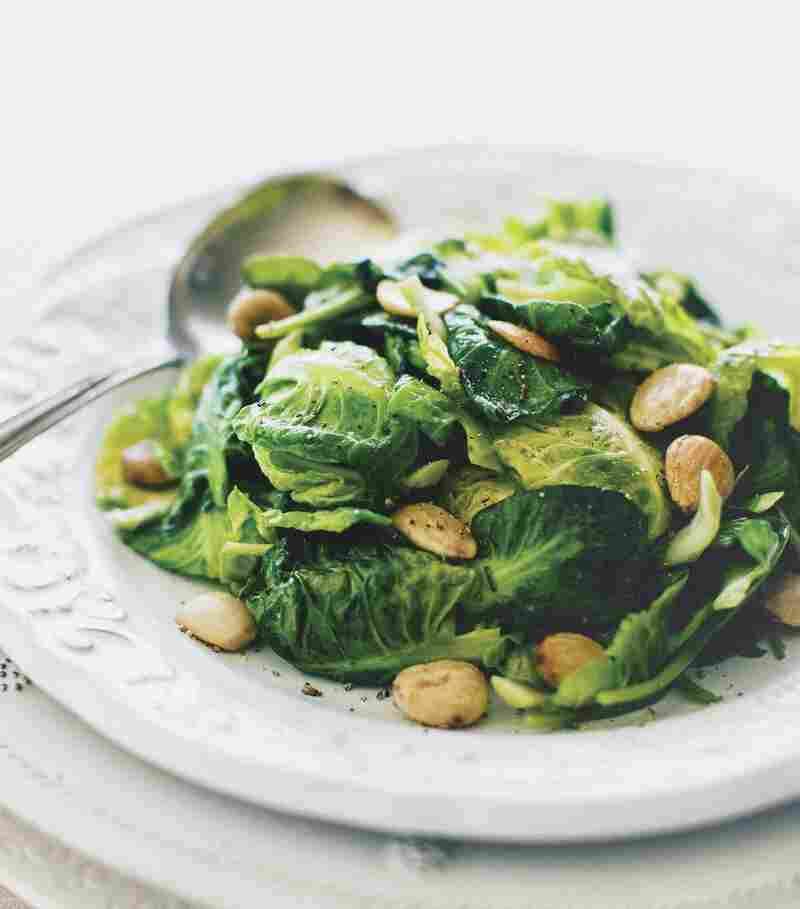 Brussel Leaf Recipe.
