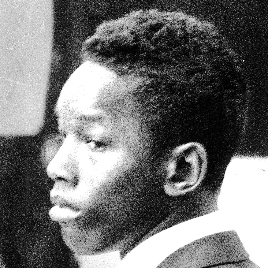 Kharey Wise as he looked in court when he was arraigned in the Central Park jogger rape case. The real rapist later confessed to his crime, exonerating the teens.