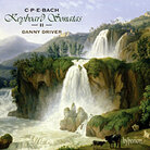 Cover art for C.P.E. Bach Keyboard Sonatas.