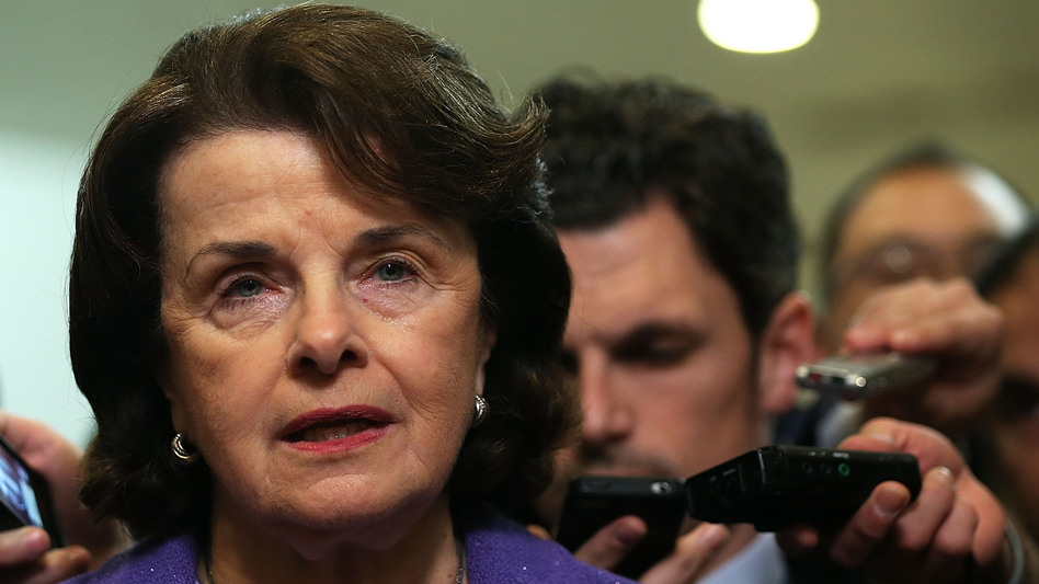 Senate Select Committee on Intelligence chairwoman Sen. Dianne Feinstein, D-Calif. (Getty Images)