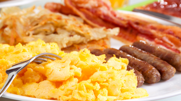Free breakfasts at Denny's are one bonus of birthdays. (iStockphoto)