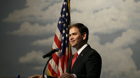 Sen. Marco Rubio, R-Fla., in Iowa on Saturday.