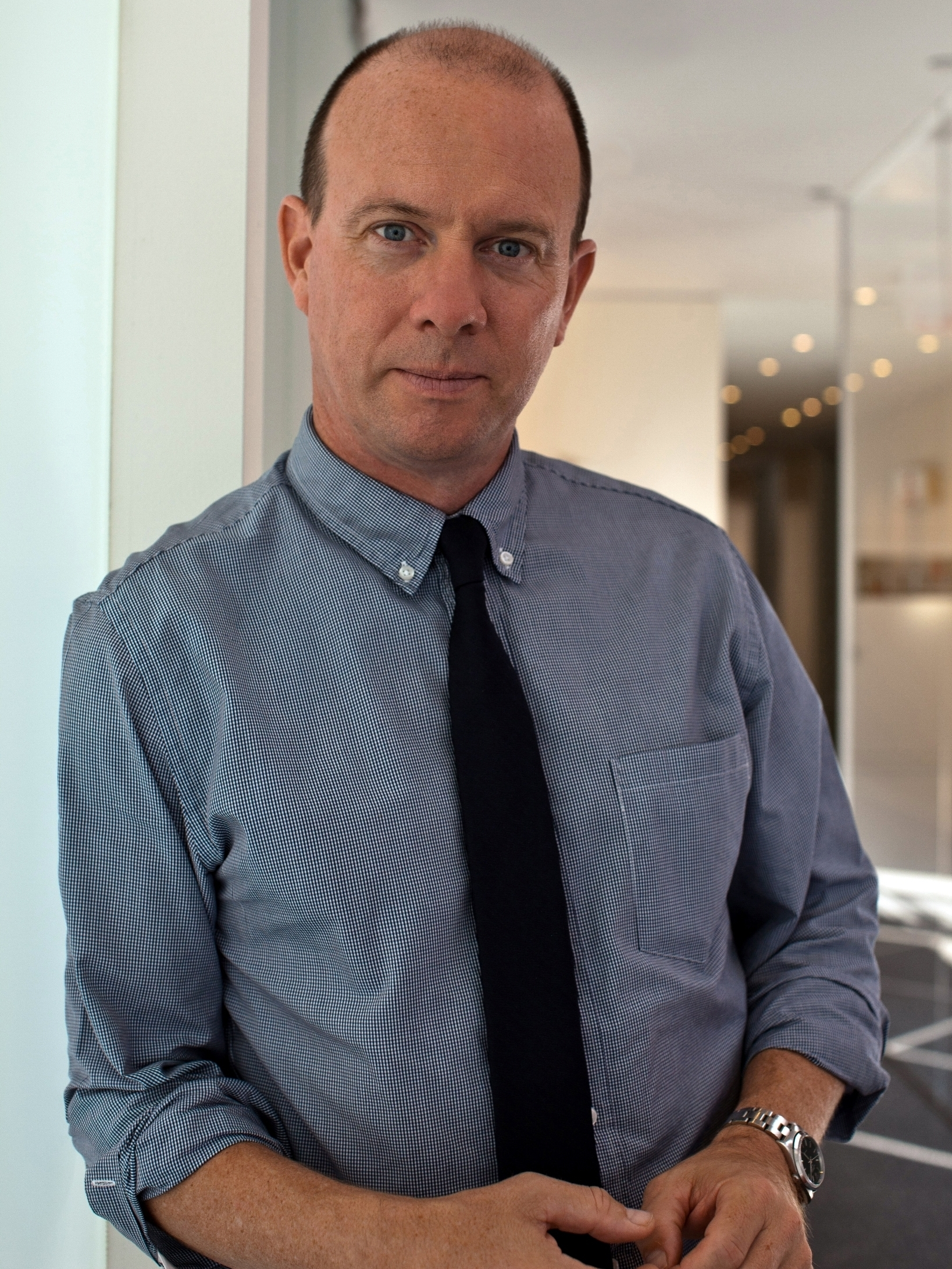 Sam Sifton is the national editor of The New York Times. Previously, he served as the newspaper's restaurant critic and culture editor.