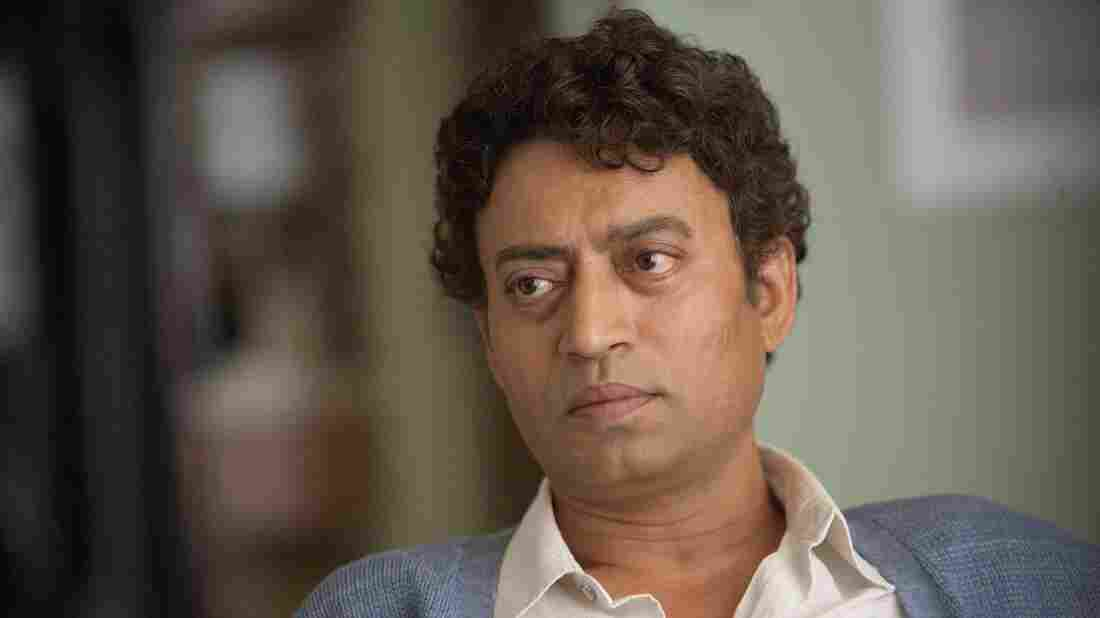 Pi Patel (Irrfan Khan) looks back on the adventure he went on as a teenager in Life of Pi.